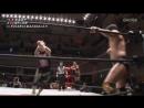 Fuminori Abe Jun Tonsho Kaz Hayashi vs MAZADA NOSAWA Rongai Ryuji Hijikata WRESTLE 1 Tour 2017 Autumn Bout Day 1