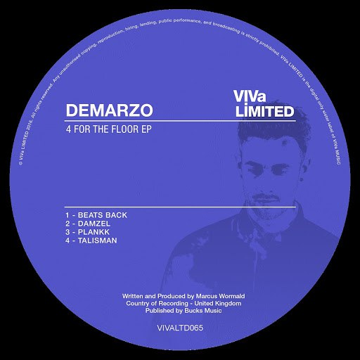 DeMarzo альбом 4 For The Floor EP