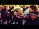 Brian Kinney & Justin Taylor (Queer As Folk) (Lady Gaga - The Cure)