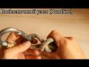 Узлы для привязывания верёвки к карабину. Узлы в арбористике