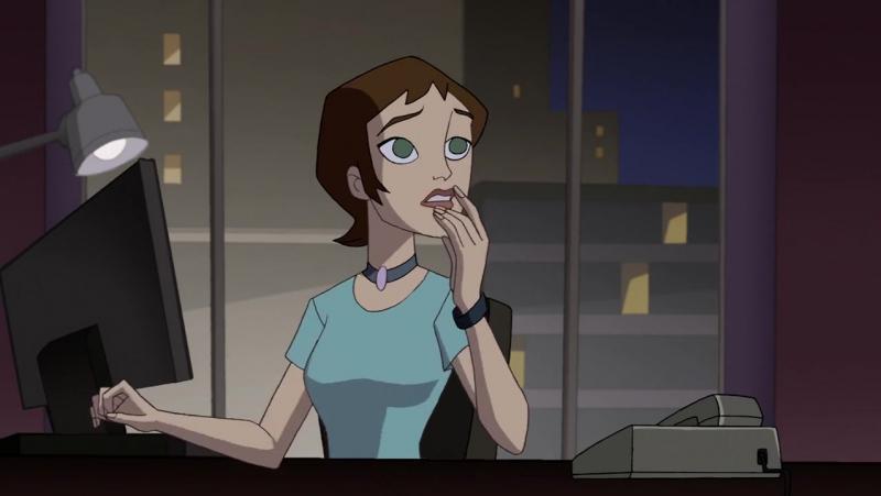 Грандиозный Человек-паук 1 сезон 11 серия (2008 – 2009) 720p