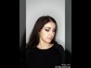 Вечерний макияж - работа ученицы курса МАКИЯЖ ДЛЯ СЕБЯ
