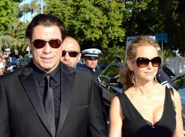 Голливудский актер Джон Траволта отмечает 64-й день рождения