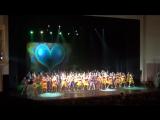 Выступление ГиМУ на фестивале первокурсников CЗИУ РАНХиГС (