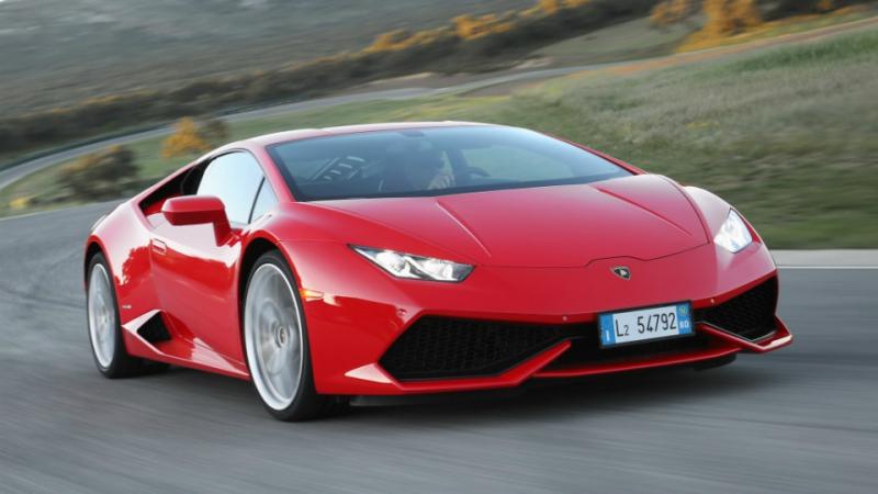 Тест Драйв - Lamborghini Huracan