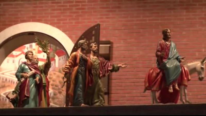 Комплекс 12 апостолов в Йошкар-Оле