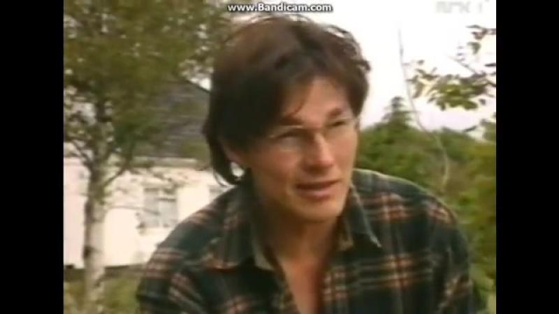 Morten Harket Making Vogts Villa 1996