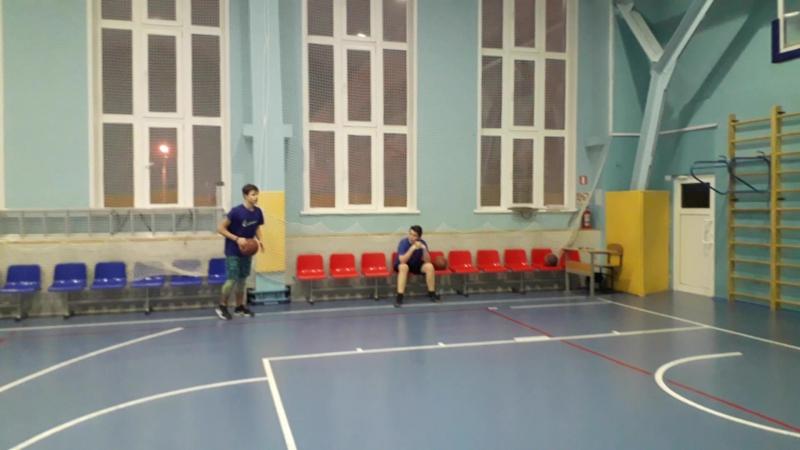 First dunk