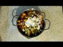 Оливье салат - вегетарианский рецепт
