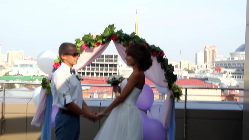 Свадьба Жени и Кати(новое видео)