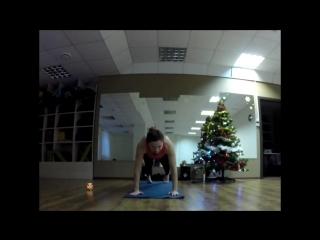 Наша жемчужина: Полина Леонтьева - сертифицированный инструктор Хатха йоги.