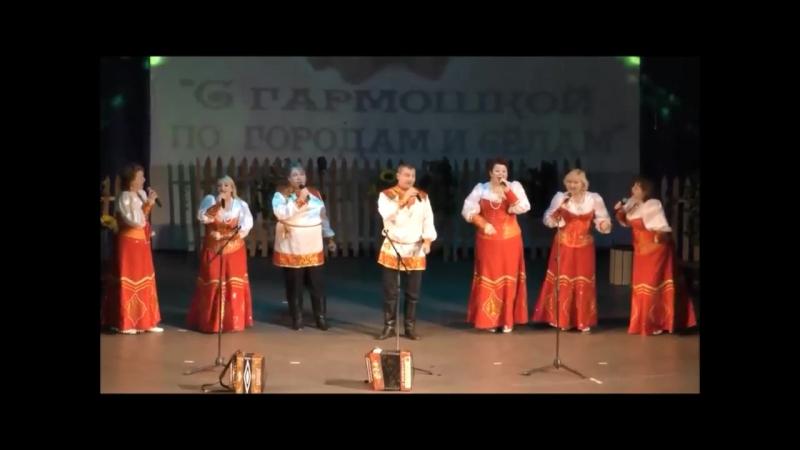 На КОНЦЕРТЕ АНСАМБЛЯ 'Завалинка' Видео Анатолия Пирогова