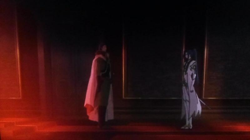 Код гиас отступник Акито. Убийство главы ордена Святого Михаила.
