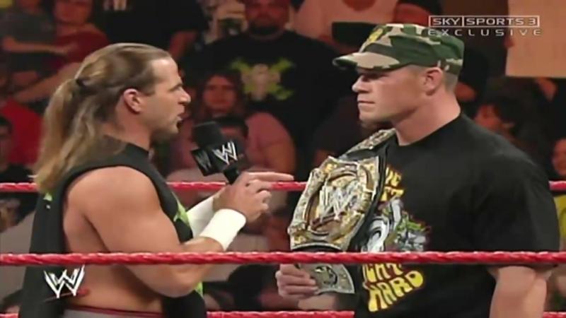 [Crossface] HBK John Cena Segment After WrestleMania 23