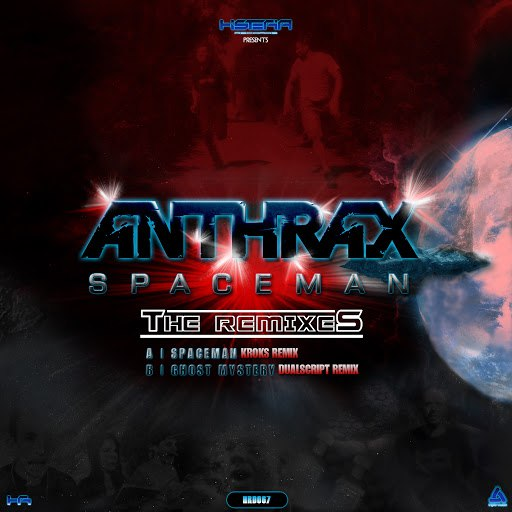 Anthrax альбом Spaceman (The Remixes)