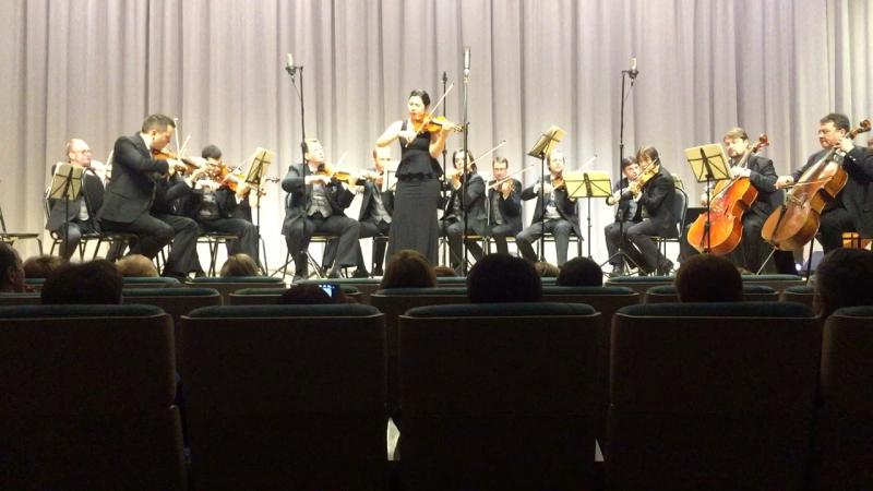 Государственный камерный оркестр «Виртуозы Москвы» (Художественный руководитель и главный дирижер – Владимир Спиваков)