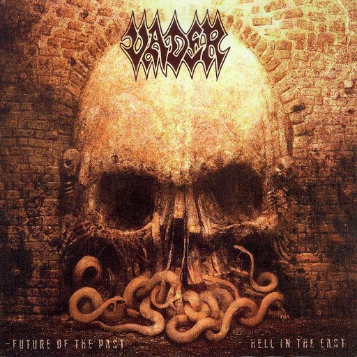 Vader альбом Future of the Past II – Hell in The East