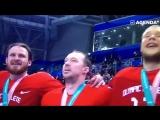 Гимн России на Олимпиаде