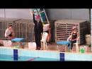 50м кл/л девушки 23 сильнейший заплыв