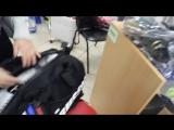 Вместимость Сумки - Рюкзака с логотипами Карате Кёкусинкай и Клуба  для переноски тренировочного барахлишка
