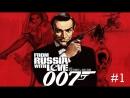 James Bond 007 From Russia With Love 2006 игрофильм субтитры