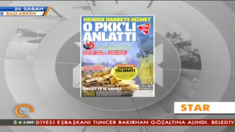 """Star Gazetesi """"O PKKlı Anlattı"""" (16.11.2016).mp4"""