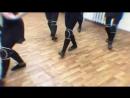 Женская лезгинка. Ковырялки | Пермская школа кавказских танцев Melik.