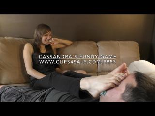 Cassandra's Funny Game - www.clips4sale.com/8983/18342767