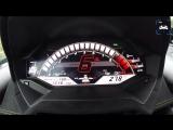 Lamborghini Huracan Performante ACCELERATION 0-317km/h LAUNCH CONTROL