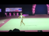 Ekaterina Selezneva - hoop (Aeon Cup, Токио, Япония — 28 сентября - 1 октября)
