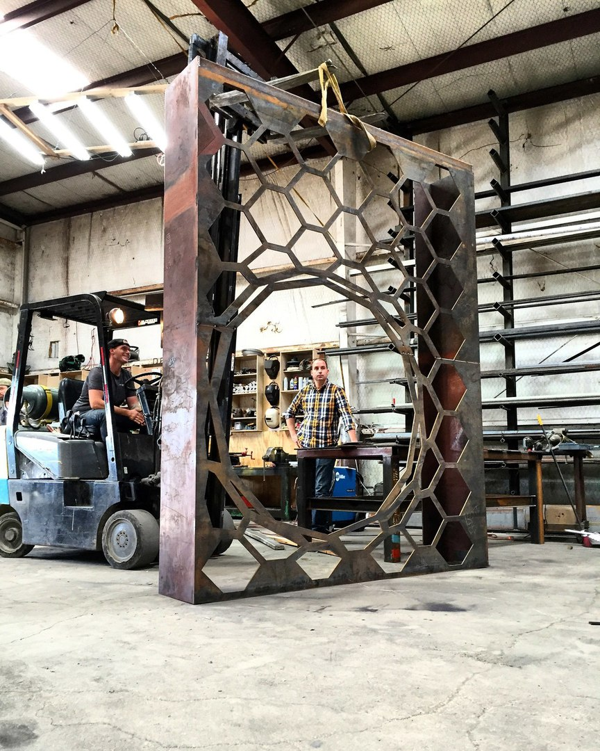 Prototype Modular System Could Bring Green Walls to Parking Garagesby by Mark Simmons