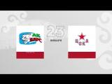 Обзор матча «Ак Барс» vs ЦСКА
