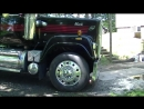 Mack Superliner walk around