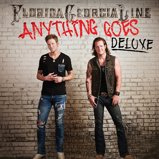 Florida Georgia Line album Anything Goes (Deluxe)