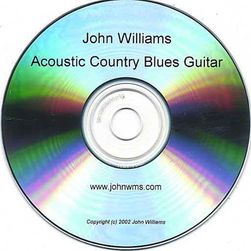 John Williams альбом Acoustic country Blues Guitar