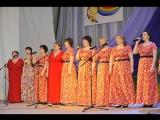 Вокальный ансамбль Богородской школы. Вишня - белый цвет
