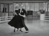 Фред Астер и Джинджер Роджерс - танец из фильма quotВремя свингаquot (1936г)