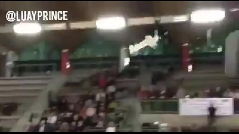 Японский ребенок в возрасте 13,5 лет, представил свой выпускной проект в школе (танцевальный самолет) Он навсегда изменил все су