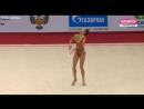 Дина Аверина мяч Квалификация 2018 Moscow Grand Prix