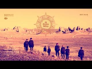 SF9 3rd Mini Album 『Knights of the Sun』 The Risen Sun teaser