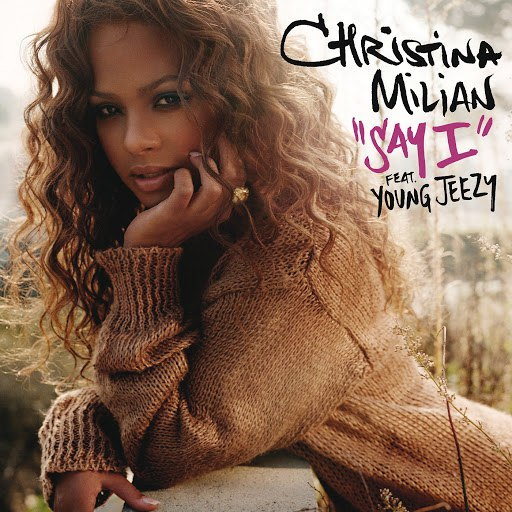 Альбом Christina Milian Say I (International ECD Maxi)