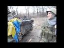 Углегорск 12 февраля 2015 Бойцы из старобешевской комендатуры