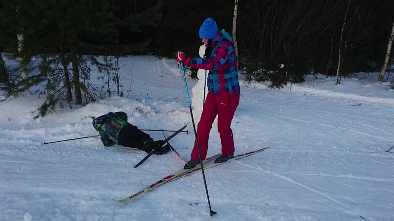 Лыжные покатушки ⛷️