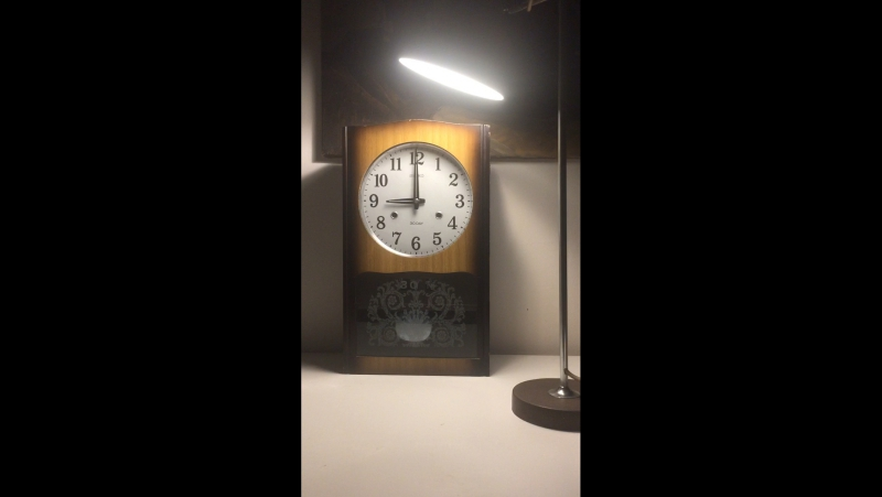 1970's Grandfather Clock from my room
