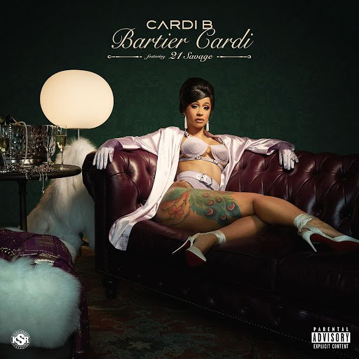 Cardi B альбом Bartier Cardi (feat. 21 Savage)