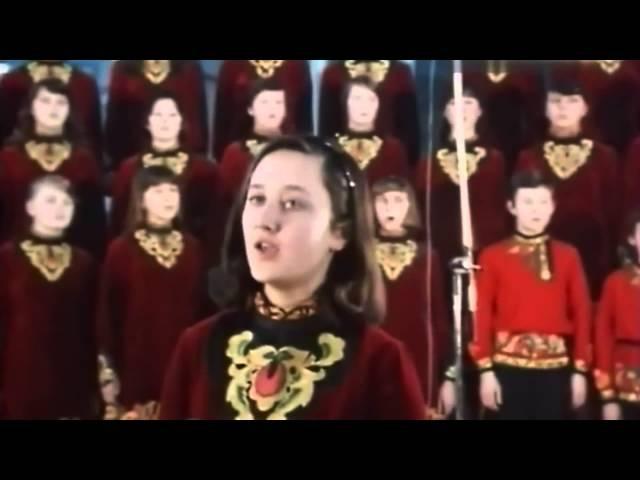 Соловей – Большой детский хор – Nightingale Big Childrens Choir Алябьев Дельвиг