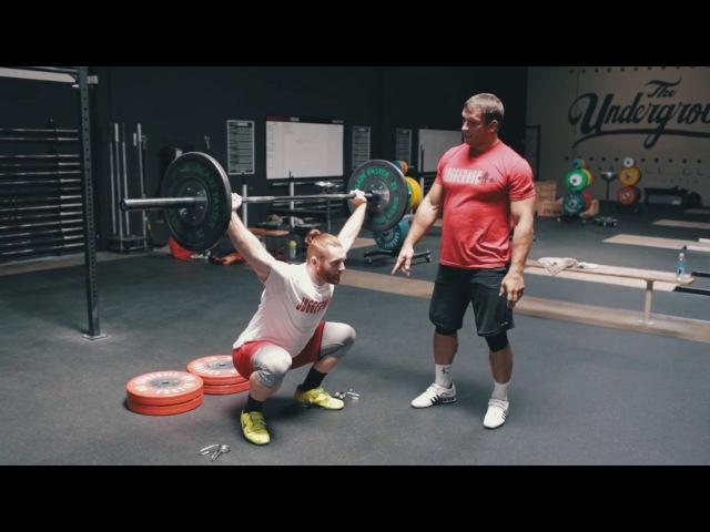 (06/15) KLOKOV - Snatch: Common Technique Errors [Weightlifting Guide w/ Dmitry Klokov]