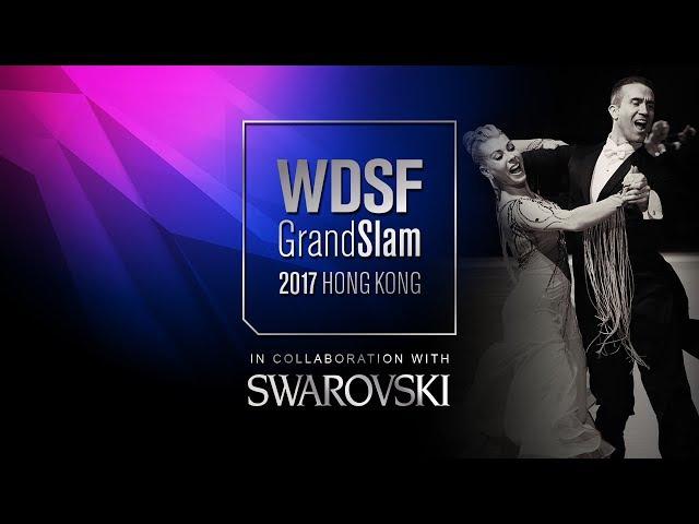 Brzozowski - Mozdzonek, POL   2017 GS STD Hong Kong R1 W   DanceSport Total