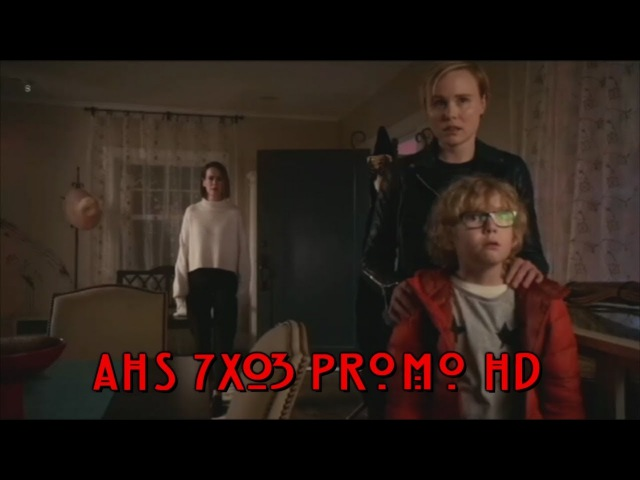 American Horror Story Cult - 7x03 PROMO Neighbors from Hell S07E03 HD