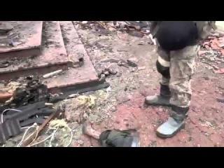 18 Последствия штурма Углегорска 04 02 2015 Новороссия новости